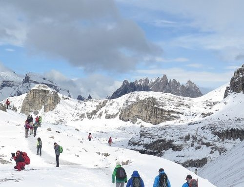 How do I prepare for my Dolomites hike