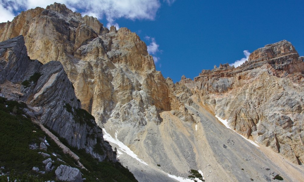 "Why are they called ""The Dolomites""?"